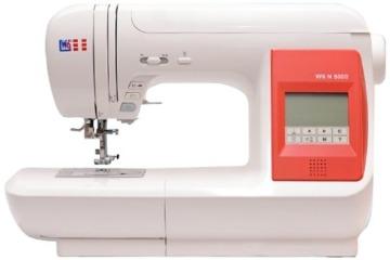 W6 N 5000 Computergesteuerte Nähmaschine mit 323 Programmen - 1